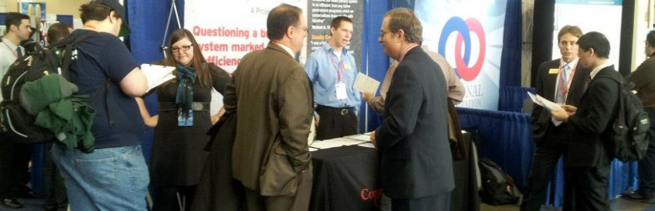 CCATDP booth at CPAC