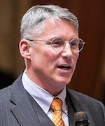 Washington State Representative Chad Magendanz (R) Issaquah