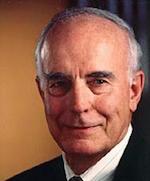 Former Washington State Governor, Dan Evans